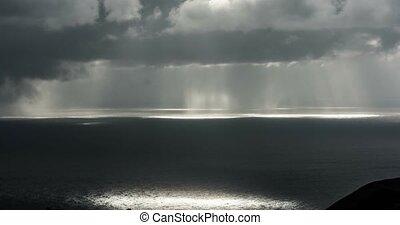 Time Lapse, La Palma, Stormcloud