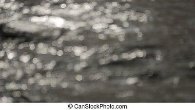 4K, Water Bokeh Effects created by