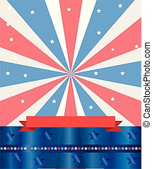 4th of July Independence Day American flag