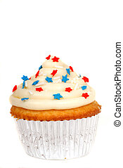 4th of July Theme cupcake