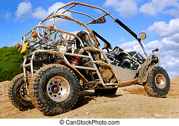 4wd Buggy - 4wd buggy for extreme off-road fun