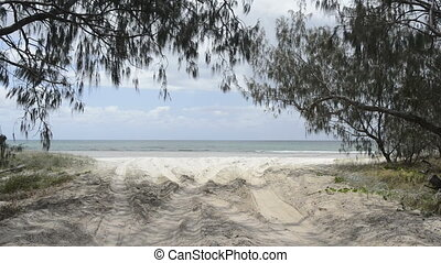 4x4 Beach Tracks