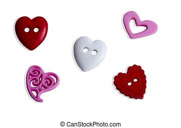 5, כפתר, לבבות
