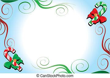 5, クリスマス, 背景