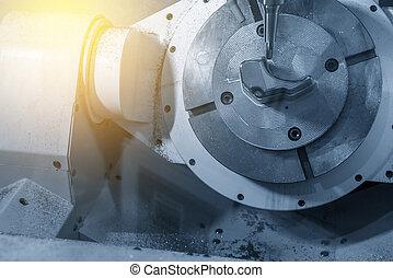 ∥, 5-axis, cnc, 機械