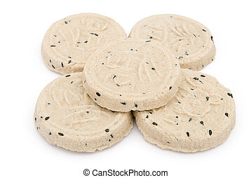 5 diet rice cakes with clipping pat