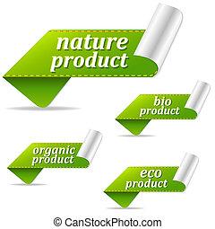 Organic Sales Tags