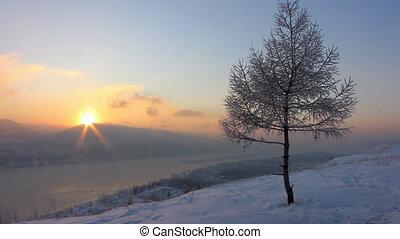 5, paysage hiver