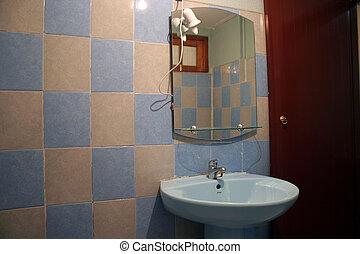 5 star rest room