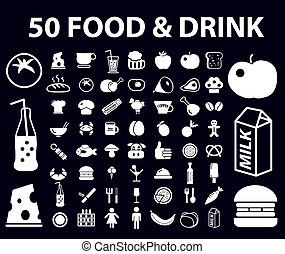 50, אוכל