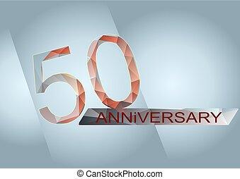 50, 年, 週年紀念