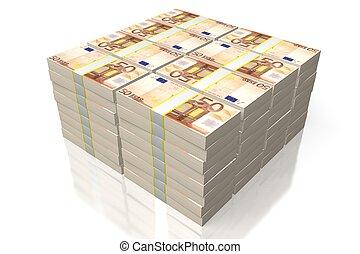 50, euro