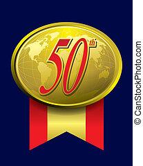 50, jahre, jubiläum