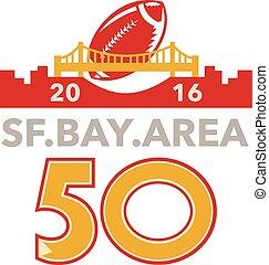 50 San Francisco Pro Football Championship