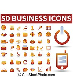 50 top business signs