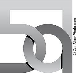 50 years anniversary number