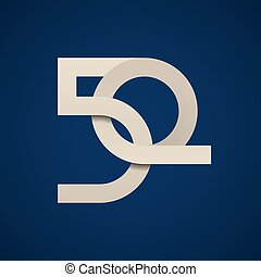 50 years anniversary paper number