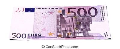 500, euros