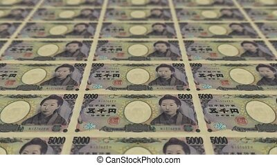 5000 japanese yen,Printing Money
