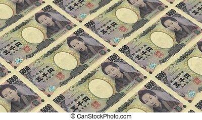 5000 japanese yen,Printing Money
