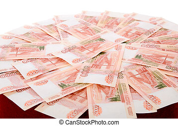 5000 Russian Roubles