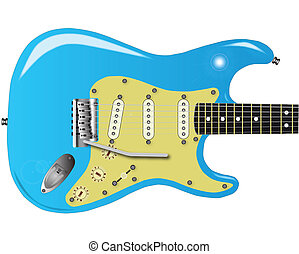 50's Electric Guitar
