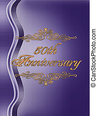 50th, anniversaire