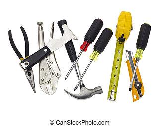 53 mix of tools