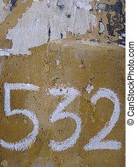 532 Graffiti