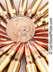5.56mm, cartuchos