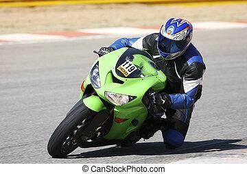 #56, superbike