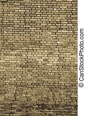 597 vintage brick wall