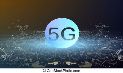 5g, technologie, connectivité