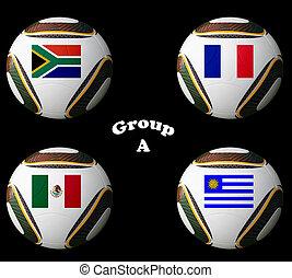 6月, グループ, 始めなさい, ワールドカップ