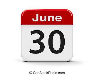 6月, 30th