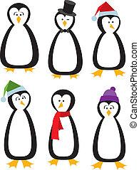 6, 漫画, ペンギン