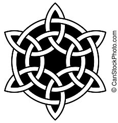 6-point Celtic knot