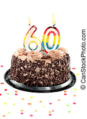 60, születésnap, vagy, évforduló