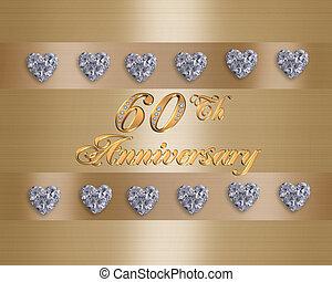 60th, anniversaire