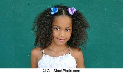69-Portrait Hispanic People - Portrait of happy children...