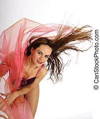 7, hairdance