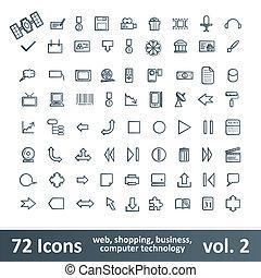 72 Icons