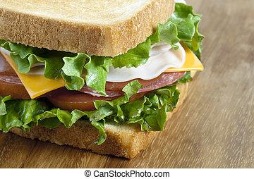 741 sandwich