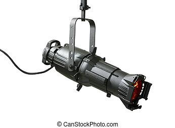 750 Watt Ellipsoidal Theatrical Light Fixture - 750 Watt...