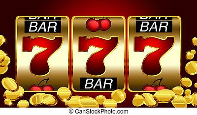 Disegni di slot machine