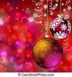 8, card., eps, メリークリスマス