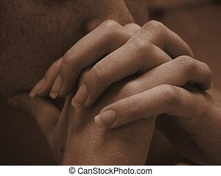 8, manos