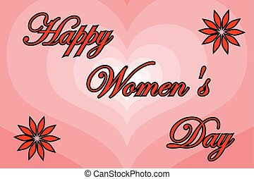 8 March - Women's Day