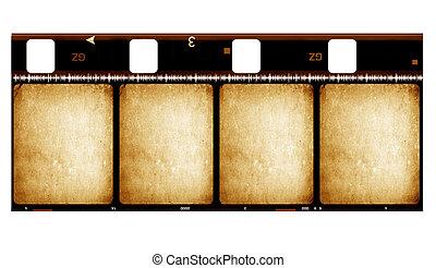 8 mm, arte, rollo cinematográfico, digital