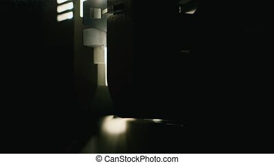 8, projecteur cinématographique, mm, vendange
